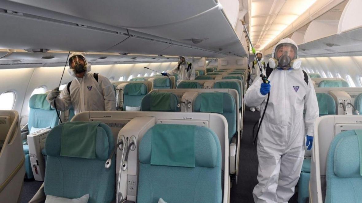 ویروس کرونا؛ چه اقداماتی انجام دهیم تا در هواپیما بیمار نشویم؟