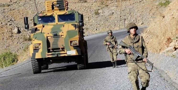تیراندازی نیروهای ترکیه در شمال سوریه به کشته و مجروح شدن 2 غیرنظامی منجر شد