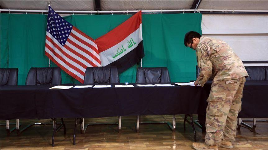 خبرنگاران اعضای گروه های مذاکره کننده عراق و آمریکا مشخص شدند