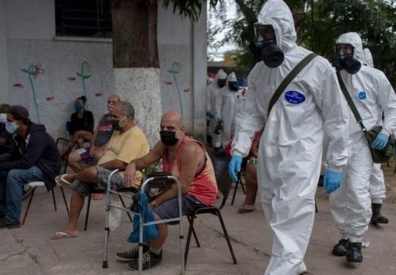تازه ترین آمارها از تعداد مبتلایان و فوتی های کرونا در برزیل