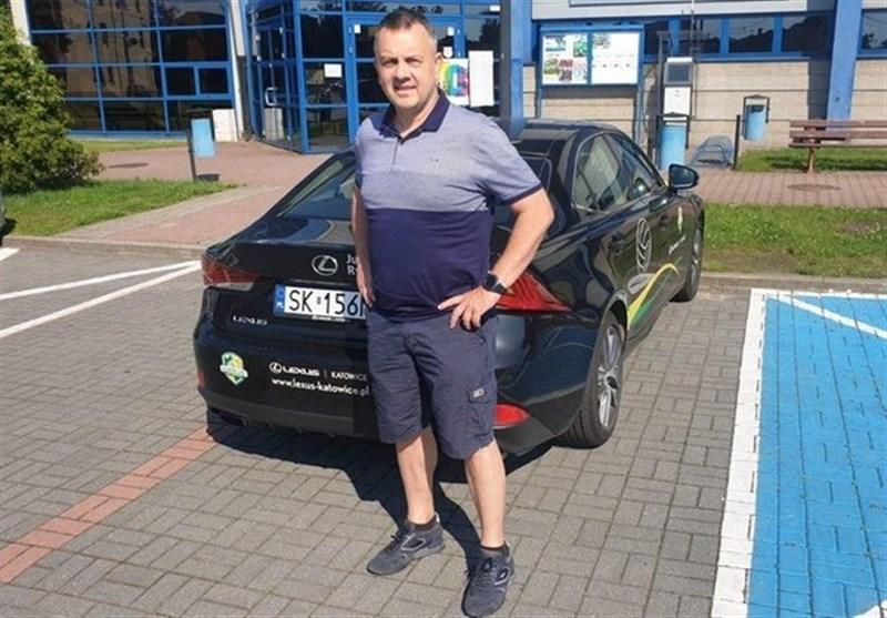 نخستین تمرین کولاکوویچ در لهستان