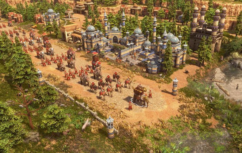 تاریخ عرضه بازسازی Age of Empires III معین شد