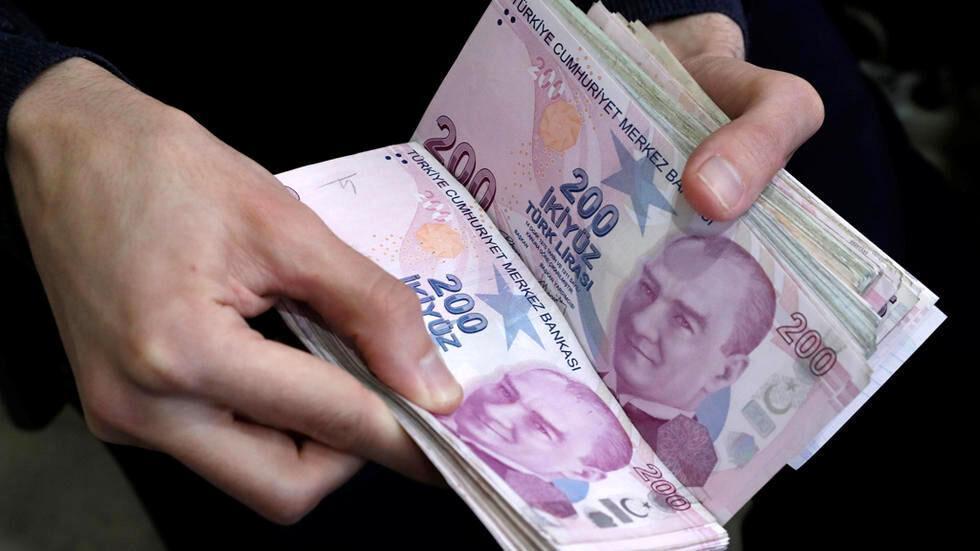 ارزش لیر ترکیه به کمترین سطح تاریخی خود رسید