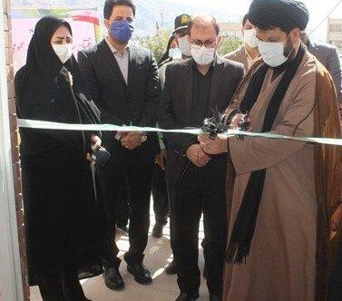 ساختمان جدید کتابخانه شهید مطهری بدره افتتاح شد