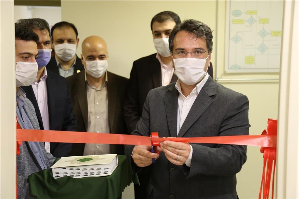 دفتر فن بازار منطقه ای گیلان در استان راه اندازی شد