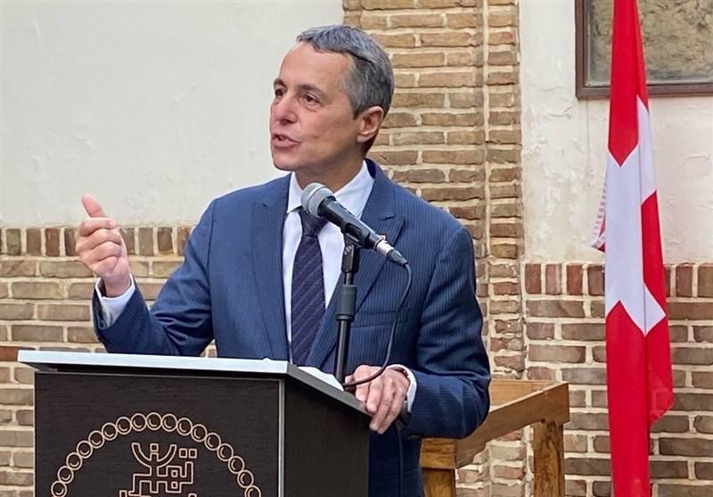 مراسم سوئیسی ها برای گرامیداشت 100 سال روابط دیپلماتیک با ایران