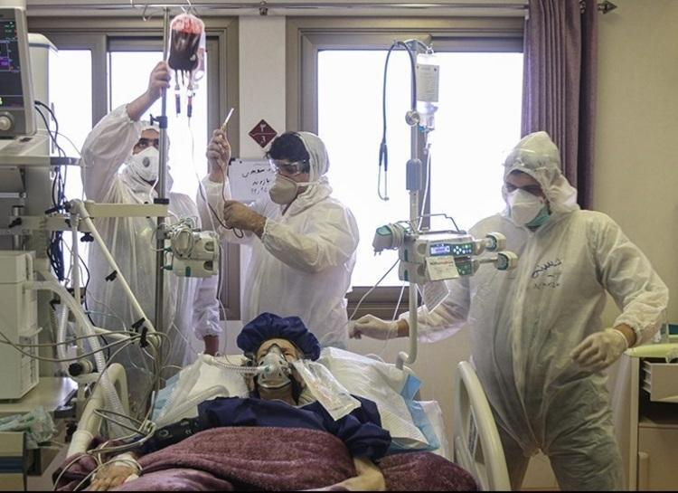 مهمترین عامل مرگ بیماران کرونایی در ایران