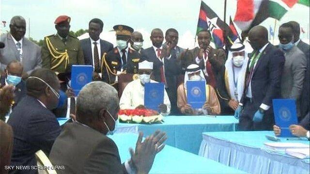 سازمان ملل: توافق صلح در سودان گامی تاریخی است