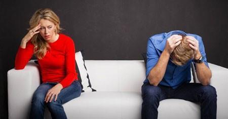 علت قهرهای مکرر مرد و زن چیست؟