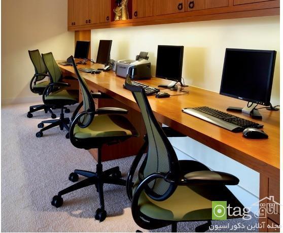 مدل های جدید و ارگونومیک صندلی کامپیوتر اتاق کار و اتاق خواب