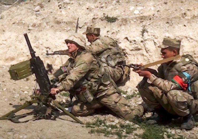 ادامه جنگ در آن سوی مرز قفقاز