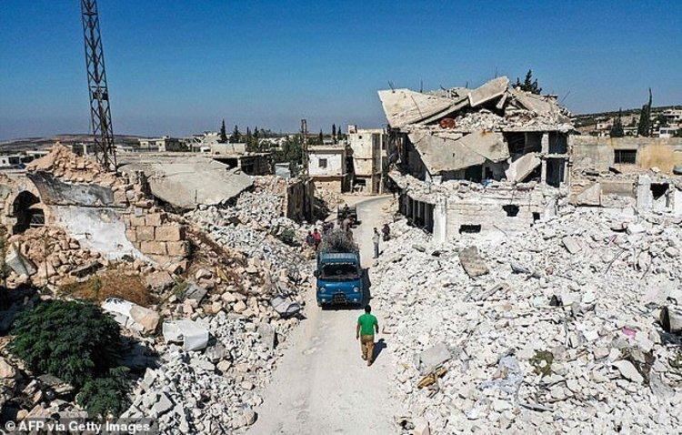 آمریکا مدعی شد رهبران تحریرالشام در سوریه را کشته است