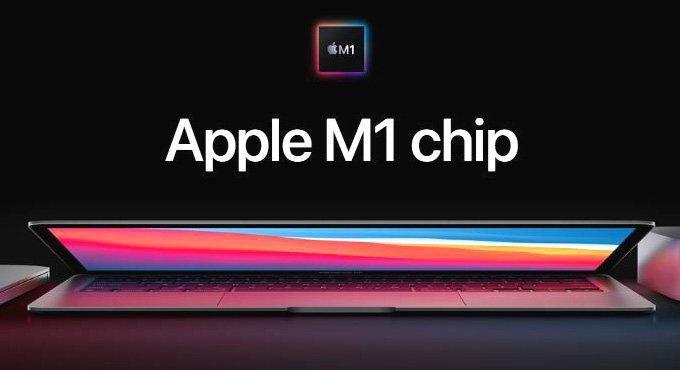 قدرتمندترین تراشه اختصاصی اپل برای مک
