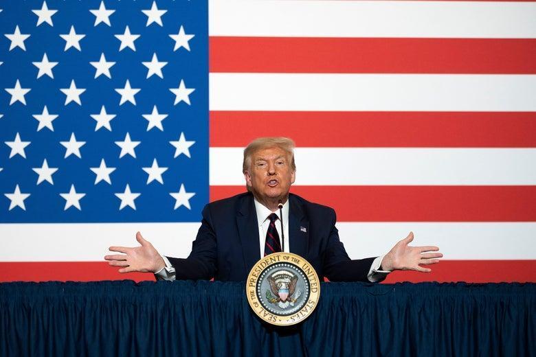 ترامپ: به سرعت با ایران به توافق می رسم
