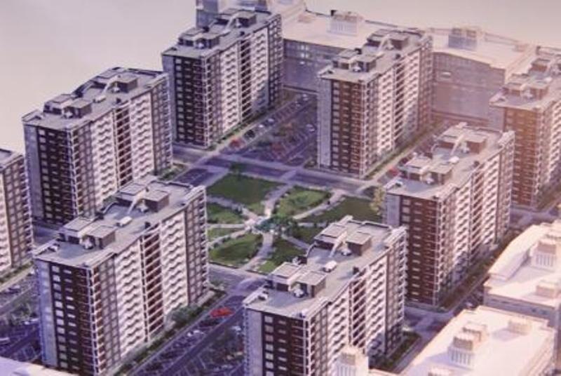 قرارداد ساخت 768 واحد مسکونی در کابل توسط قطر