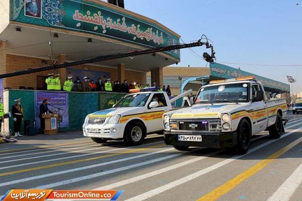 کلوپ خودروهای دودیفرانسیل کانون جهانگردی و اتومبیلرانی به کمک مسافران میشتابد
