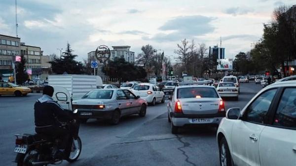 ممنوعیت تردد خودروها بعد از ساعت 20