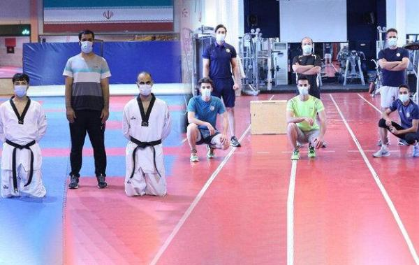 تعطیلی 10 روزه اردوی تیم ملی تکواندو