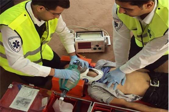 مسمومیت دو نفر در اصفهان بر اثر گاز گرفتگی