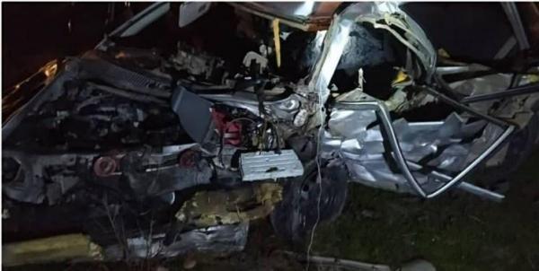 4 کشته و یک زخمی بر اثر تصادف درمحور رامهرمز