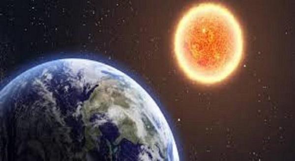 فردا زمین در کمترین فاصله با خورشید قرار می گیرد