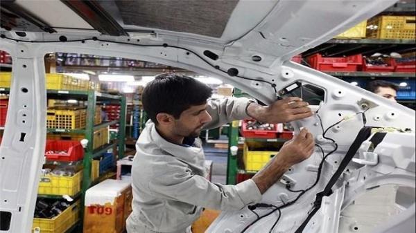 رشد 7 درصدی فراوری خودرو توسط سه شرکت عظیم
