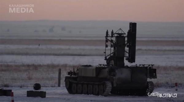 کمپانی کالاشنیکف از سیستم موشکی مرگبار خود برای ساقط کردن اهداف مختلف، رونمایی کرد