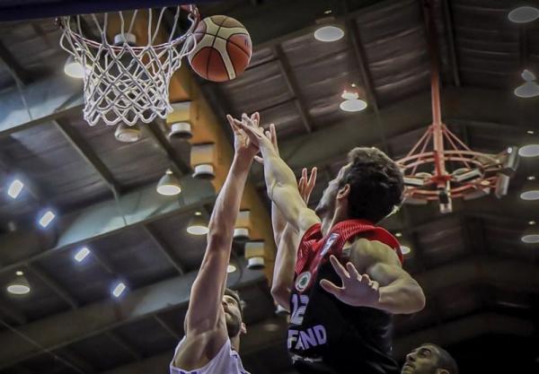 لیگ برتر بسکتبال، پیروزی آسان کوچین مقابل آینده سازان تهران
