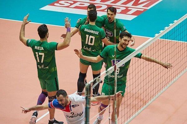 پیروزی مقتدرانه تیم هراز آمل مقابل راهیاب ملل کردستان
