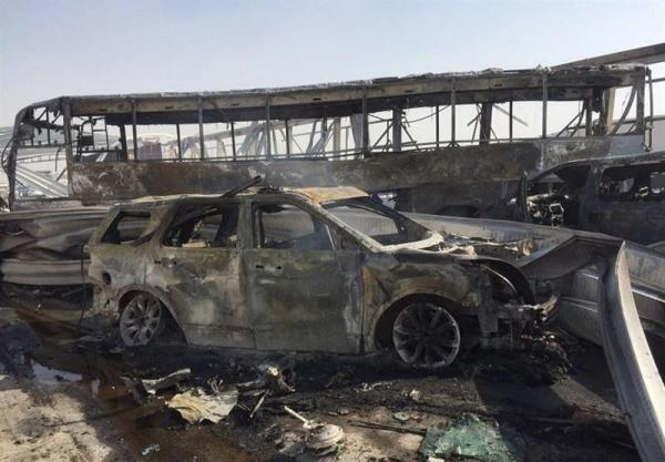 عراق، افزایش شمار مجروحان و کشته شدگان حمله تروریستی به شمال دیالی