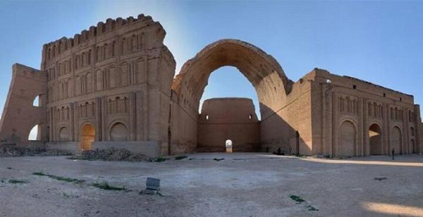 شرط میراث فرهنگی برای بازسازی طاق کسری