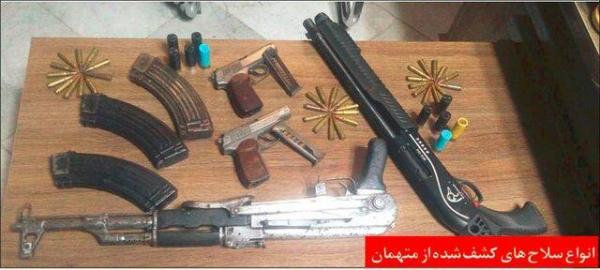 جزئیاتی از یک جنایت مسلحانه فامیلی در مشهد