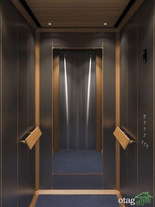 طراحی یک آسانسور سفارشی