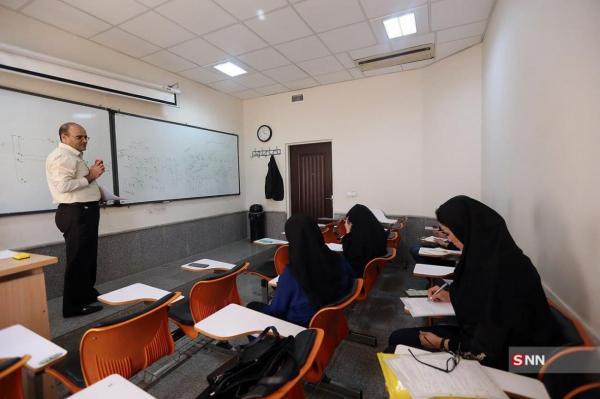 امتحانات انتها ترم نیمسال جاری دانشگاه زابل از 27 دی شروع می گردد