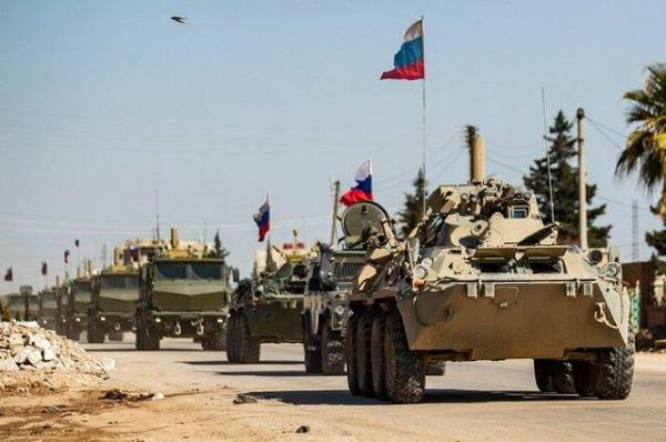 عملیات گسترده ارتش سوریه علیه داعش در بادیه