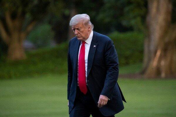 گفتگوی ترامپ با 50 قانون گذار جمهوری خواه برای ابطال پیروزی بایدن