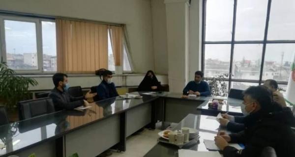 برگزاری جلسه شورای نامگذاری معابر عمومی شهرستان قائم شهر