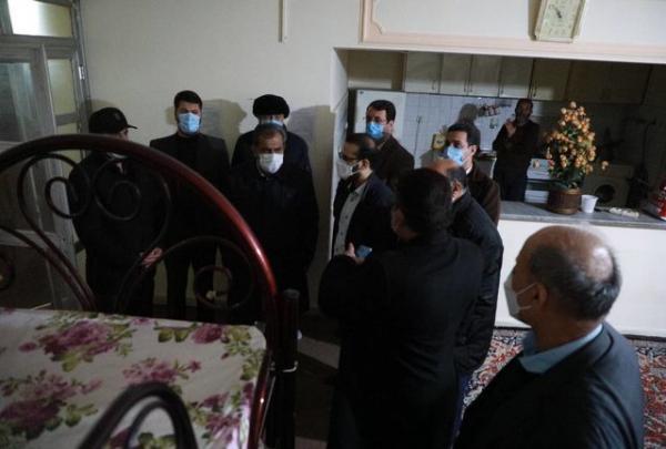 بازدید سرزده استاندار از گرمخانه قزوین