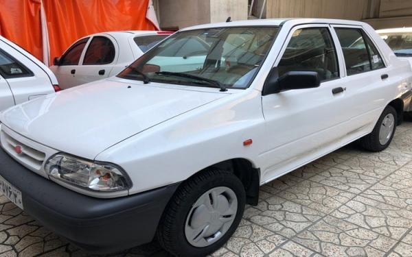 قیمت خودرو های سایپا، پراید و تیبا پنجم بهمن 99