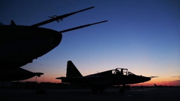 روسیه حمله راکتی به پایگاه نظامی اش در سوریه را دفع کرد