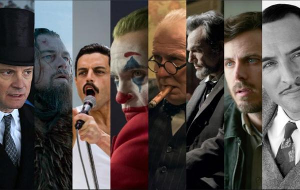 بازیگران مرد برنده اسکار در دهه گذشته و نقش های آن ها