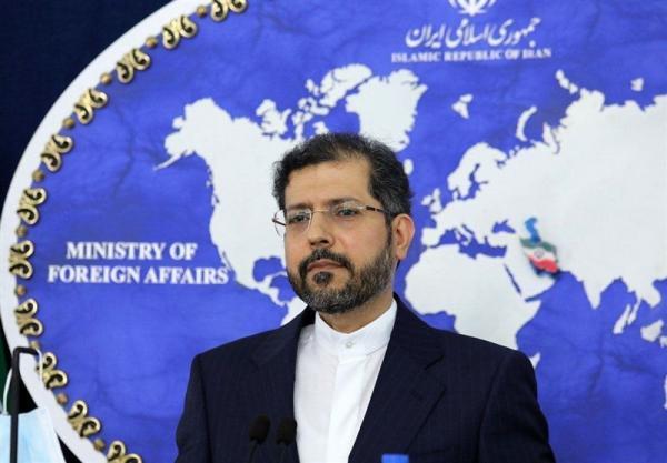 واکنش وزارت خارجه به چاپ نقشه جعلی در اقلیم کردستان عراق