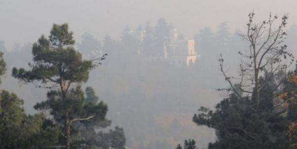 تشدید آلودگی هوا در تهران خبرنگاران