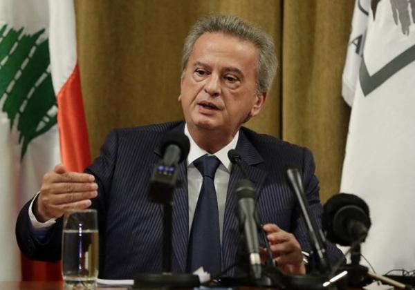 واشنگتن تحریم رئیس بانک مرکزی لبنان را بررسی می کند