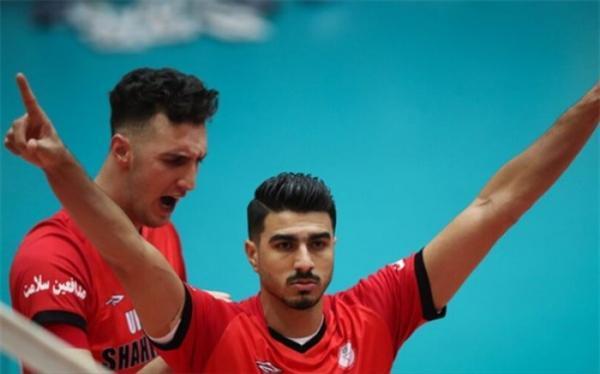 پدیده والیبال ایران لژیونر شد