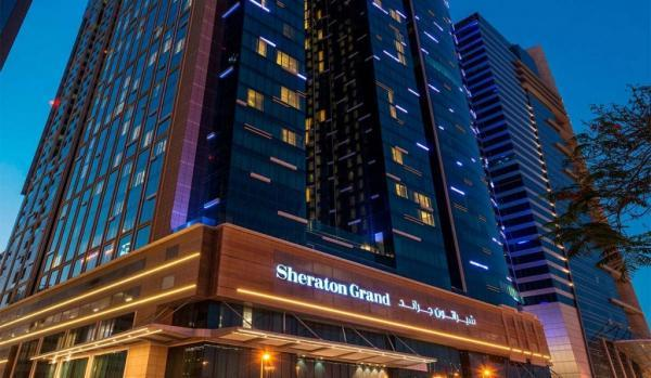 معرفی هتل شرایتون دبی 5 ستاره