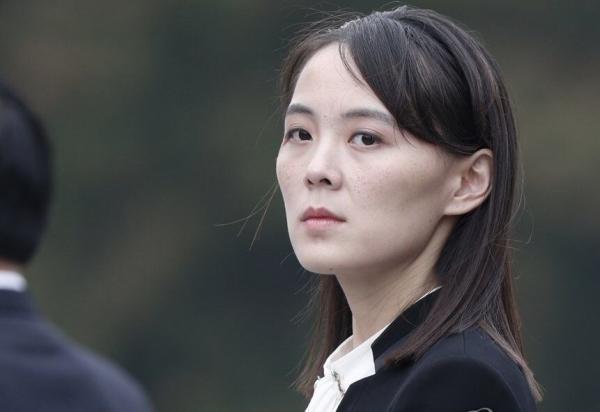 هشدار خواهر رهبر کره شمالی به همسایه جنوبی