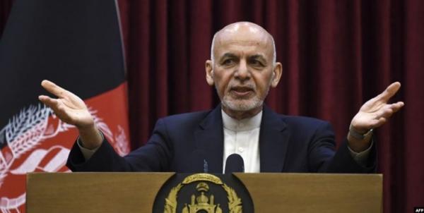 غنی: غرب نوازش طالبان را خاتمه دهد، این گروه گزینه صلح را انتخاب می نماید