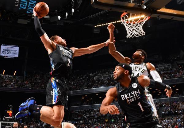 لیگ NBA، شکست سنگین میلواکی در بروکلین، فینیکس از سد دنور گذشت