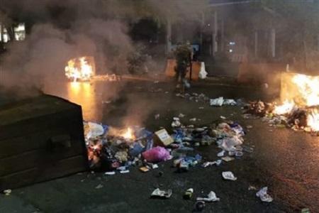 دور جدید اعتراضات در لبنان به تشدید بحران مالی